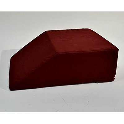 Alex Orthopedics 5032-10BU 20' X 30' X 10' Leg Wedge 10' Burgundy