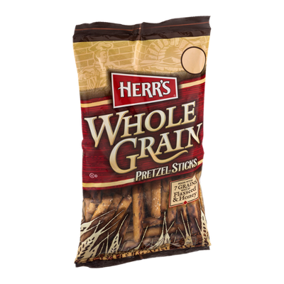 Herr's® Whole Grain Pretzel Sticks