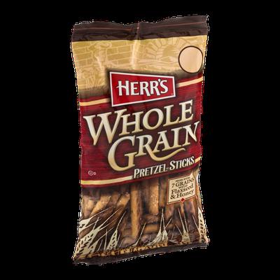 Herr's® Whole Grain Pretzel Sticks
