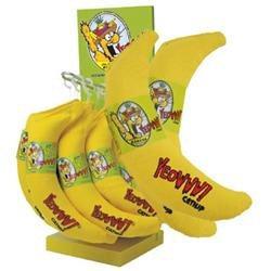 Duckyworld Products, Inc. Yeowww! Catnip Banana Cat Toy