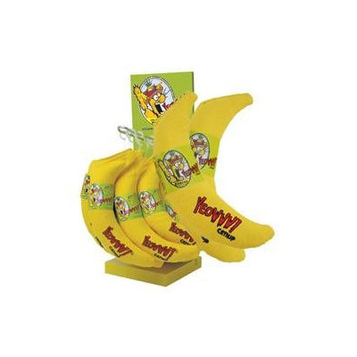 Duckyworld Products, Inc. Yeowww! Catnip Banana Cat Toy