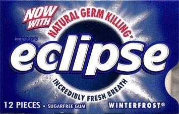 Eclipse Winterfrost Sugarfree Gum
