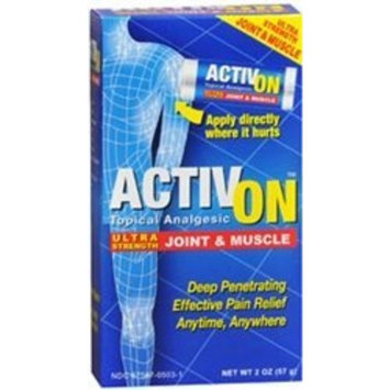 Activon Activ on Ultra Strength Joint&Muscle 2 oz