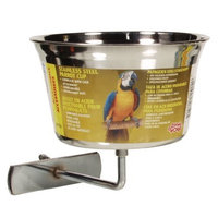 Hagen Living World Stainless Steel Parrot Cup