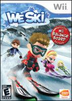 BANDAI NAMCO Games America Inc. We Ski