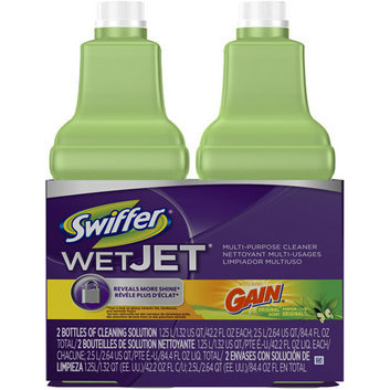 Swiffer WetJet Gain Original Scent Multi-Purpose Cleaner