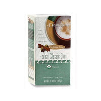 Davidson's Tea Davidson Organic Tea 2543 Herbal Classic Chai Tea Box of 25 Tea Bags