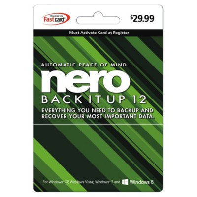 InComm Nero Back It Up Pre-Paid Software Card - $29.99