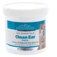 21st Century 21 Century Clear Ear Cat Pads