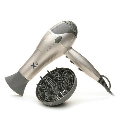 X5 Superlite Nano Tourmaline + Ionic Ceramic Professional Hair Dryer