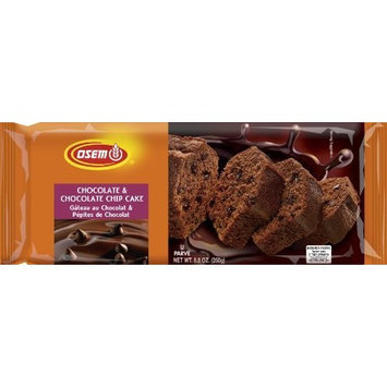 OSEM Chocolate Chip Cake, 8.8-Ounce (Pack of 9)