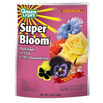 Green Light 97004 Super Bloom Insect Control and Plant Care, 4 Pound (Discontinued by Manufacturer)