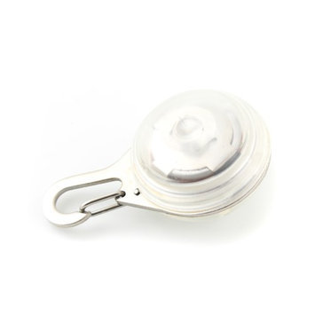 Ids White Pet Safety LED Clip Buckle Night Light Flashing Pendant for Cat Dog
