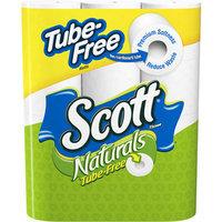 Scott Naturals Tube-Free Bathroom Tissue Mega Rolls