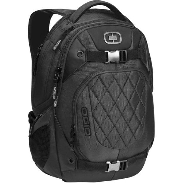 Ogio Squadron 15 Laptop Backpack, Black