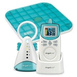 Angel Care Deluxe Movement & Sound Monitor: 1 Parent Unit - 1 Sensor Pad