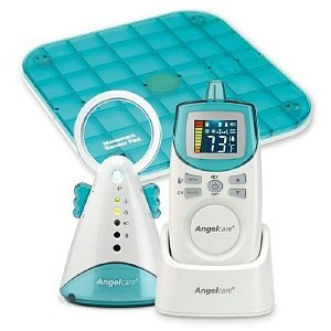 Angel Care Deluxe Movement & Sound Monitor: 1 Parent Unit - 1 Sensor Pad