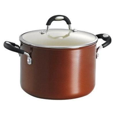 Tramontina Style Ceramica 6 Quart Aluminum Covered Sauce Pan -