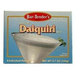 Kegworks Bar-Tender's Instant Daiquiri Mix: Box - 8 Pouches