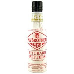 Fee Brothers Rhubarb Cocktail Bitters - 4 oz