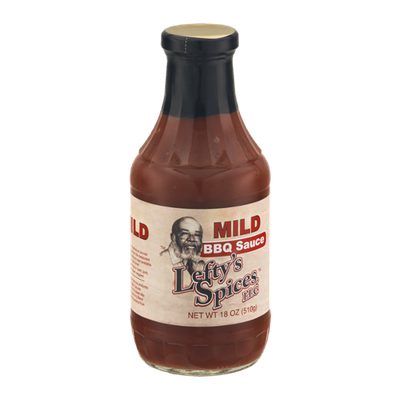 Lefty's Spices BBQ Sauce Mild