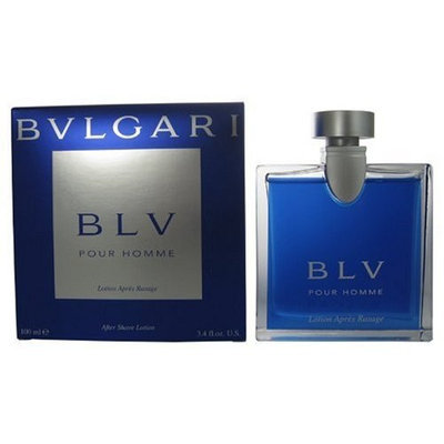 Bvlgari Blv By Bvlgari For Men. Aftershave Pour 3.4 Oz.