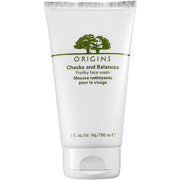 origins foaming face wash