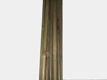 Backyard X-scapes, Llc Backyard X-Scapes Bamboo Poles Natural 1/2