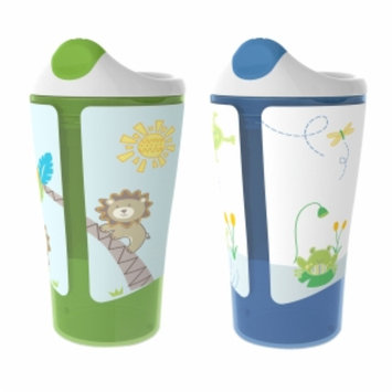 Sippy Cup, 2-Pack, Neutral, 10 oz, BornFree (Born Free) Baby Bottle