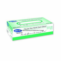 Invacare Supply Group Powder-Free Nitrile Gloves Non Sterile