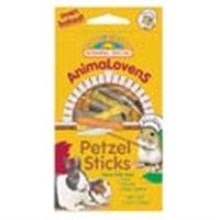 Sun Seed AnimaLoven Pretzel Sticks Small Animal Treats 3.5-oz box