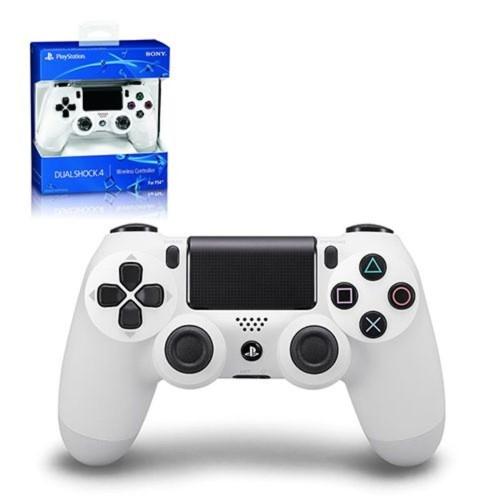 Sony Dualshock 4 Wireless Controller Glacier White - PS4