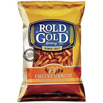 Rold Gold Cheesy Garlic Pretzel Nuggets, 10 oz