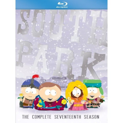 South Park: The Complete Seventeenth Season (Blu-ray) (Widescreen)