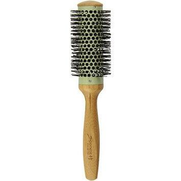 ZHU HAIRBRUSHES Spornette Zhu Bamboo Collection 2 Aerated Round Hair Brush, 1/4 Inch