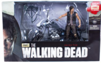 McFarlane Toys The Walking Dead - Daryl Dixon With Chopper