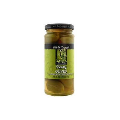 Sable & Rosenfeld Sable and Rosenfeld SRV0148 Vermouth Tipsy Olives - Pack of - 3