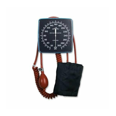 Medline MDS9400LF Aneroid Wall Mount Latex Free 8