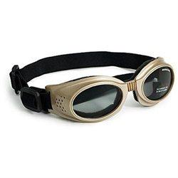 Doggles Originalz Sunglasses Medium -chrome