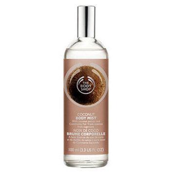 The Body Shop Body Mist, Coconut, 3.38 fl oz