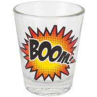 Classic Imports Inc Boom Cartoon Explosion Shot Glass