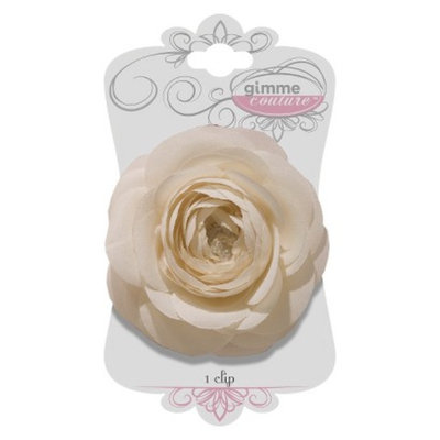 Gimme Couture Hair Clip- Pearl