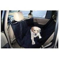 Outward Hound Back Seat Hammock Black