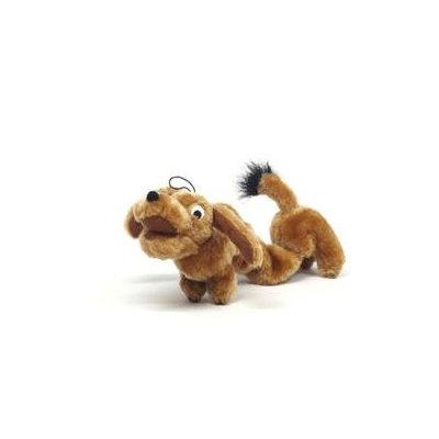 Kyjen Company Kyjen Plush Puppies Bungee Weiner Dog Toy