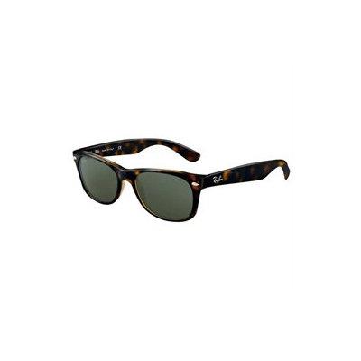 Ray Ban RB 2132 902/58 Havana Polarized G-15 Lenses Wayfarer Sunglasses 58mm