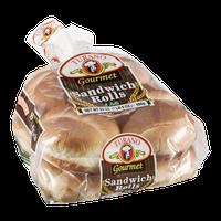 Turano Gourmet Sandwich Rolls - 8 CT