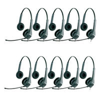 Jabra GN 2015 Duo ST (10-Pack) Duo IP SoundTube Headset