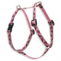 Lupine Pet 746889543039 Tickled Pink 14 In-24 In. Roman Harness