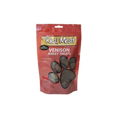 Real Meat Company 80025 4oz Venison Treats for Dogs