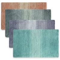 Jessica Simpson Avery Bath Rug-SHRIMP-One Size
